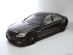 wald mercedes-benz s-class (w221) pic #66668