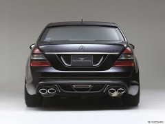 wald mercedes-benz s-class (w221) pic #66671