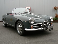 Giulietta Spider  photo #41249