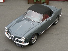 Giulietta Spider  photo #41251