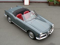 Giulietta Spider  photo #41252