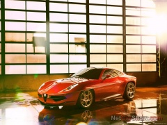 Disco Volante Touring Concept photo #90064