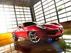 Disco Volante Touring Concept photo #90065