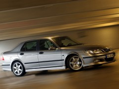 hirsch performance saab 9-5 sedan aero pic #26794