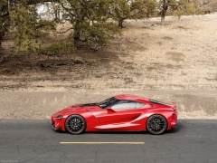 toyota ft-1 concept pic #106956