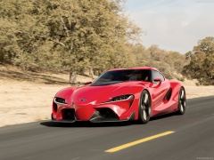 toyota ft-1 concept pic #106960