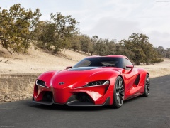 toyota ft-1 concept pic #106962