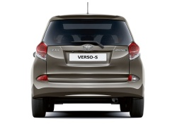 toyota verso-s pic #118790
