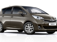toyota verso-s pic #118793