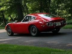 toyota 2000gt pic #27409