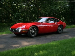 toyota 2000gt pic #27410