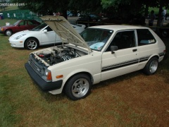 Toyota Starlet pic