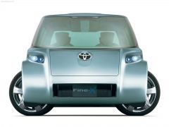 toyota fine-t fuel cell hybrid pic #31179