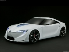 Toyota FT-HS pic
