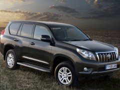 Land Cruiser Prado 150 photo #69427