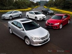 toyota aurion pic #91561