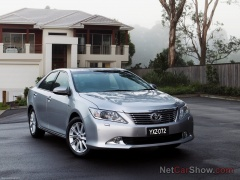 toyota aurion pic #91570