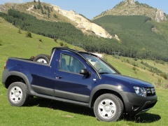 dacia duster pick-up pic #130460