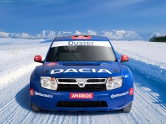 dacia duster trophee andros pic #69268