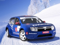 Dacia Duster Trophee Andros pic