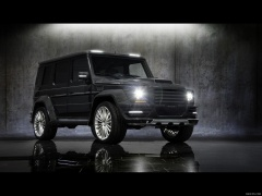 mansory mercedes g-class pic #132371