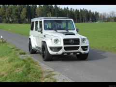 mansory mercedes g-class pic #132373