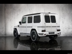 mansory mercedes g-class pic #132374