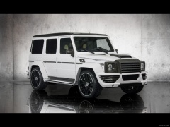 mansory mercedes g-class pic #132375