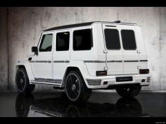 mansory mercedes g-class pic #132376