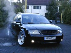 Audi A6 Allroad photo #29492