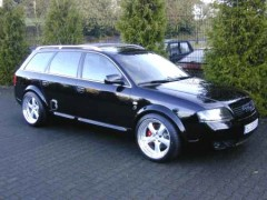 Audi A6 Allroad photo #29493