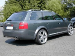 Audi A6 Allroad photo #29495