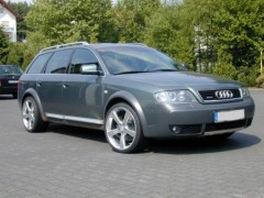 Audi A6 Allroad photo #29496