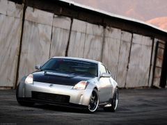 aps nissan 350z twin-turbo pic #30016