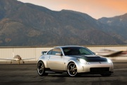 Nissan 350Z Twin-Turbo