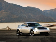 aps nissan 350z twin-turbo pic #30017
