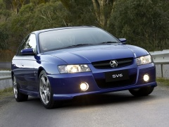 Holden Commodore SV6 VZ pic