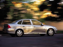 holden vectra pic #19011