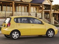 holden tk barina hatch 5-door pic #36919