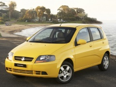 holden tk barina hatch 5-door pic #36921
