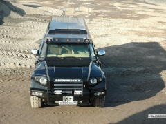 Combat T98 Luxury SUV photo #32952