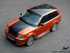 project kahn range rover sport pace pic #37239