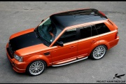 Range Rover Sport Pace