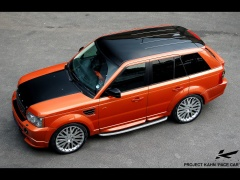 project kahn range rover sport pace pic #37240