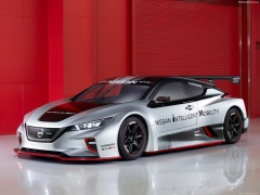 nissan leaf nismo rc concept pic #192682