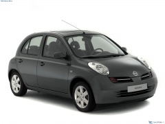 Nissan Micra pic