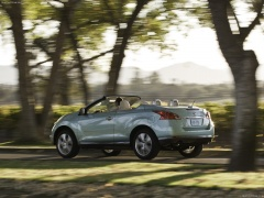 nissan murano crosscabriolet pic #77021