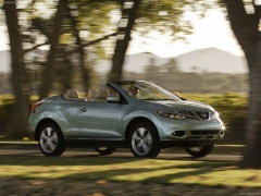 nissan murano crosscabriolet pic #77024