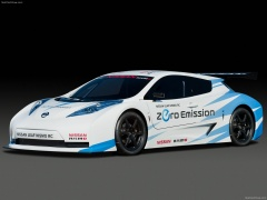 nissan leaf nismo rc concept pic #80250