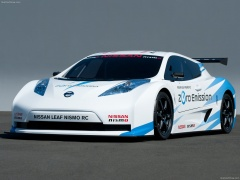 Leaf Nismo RC Concept photo #80252